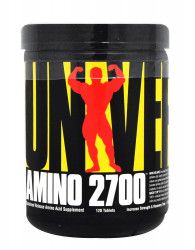 Aminoacizi Universal Nutrition Amino 2700 120 tablete