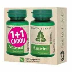Antiviral Dacia Plant 1+1 cadou 60cpr