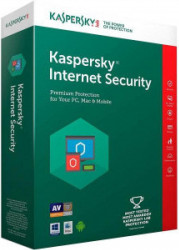 Antivirus Kaspersky Internet Security 1 Dispozitiv 1 an Box Antivirus