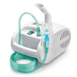 Aparat aerosoli Little Doctor LD-221C nebulizator cu compresor 2 masti