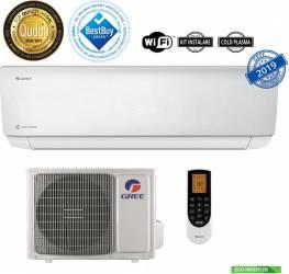 Aparat de aer conditionat Gree Bora GWH12AAB-K6DNA4A 12000 BTU Clasa A++ WiFi Inverter R32 Kit instalare Alb Aparate de Aer Conditionat