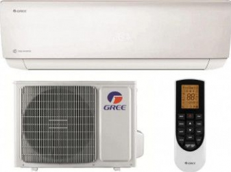 Aparat de aer conditionat Gree Bora A4 Silver GWH18AAD-K6DNA4B 18.000 BTU Clasa A++ Inverter Auto-diagnoza Wi-Fi R32 Alb Aparate de Aer Conditionat