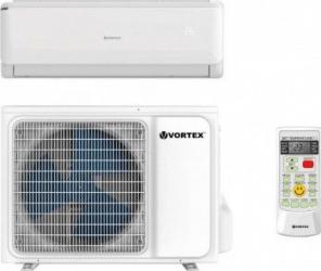 Aparat de aer conditionat Vortex VAI2420FFW 24.000 BTU Clasa A++ iFeel Inverter R32 Kit instalare Alb