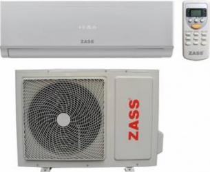 Aparat de aer conditionat Zass ZAC 09ILN Inverter 9000 BTU Clasa racire A++ Alb Aparate de Aer Conditionat