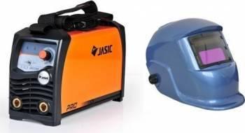 Aparat de sudura tip invertor Jasic ARC 200  PRO + Masca cristale BLUE Aparate de sudura