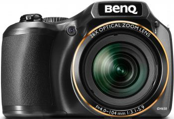 pret preturi Aparat Foto Digital BenQ GH650 16MPx Black