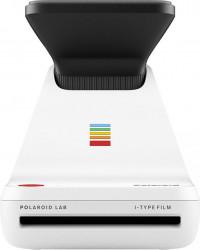 Aparat foto instant Polaroid Lab i-Type Polaroid 600 Alb