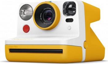 Aparat foto instant Polaroid  Now i-Type Polaroid 600 Galben Aparate foto compacte
