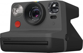 Aparat foto instant Polaroid Now i-Type Polaroid 600 Negru Aparate foto compacte