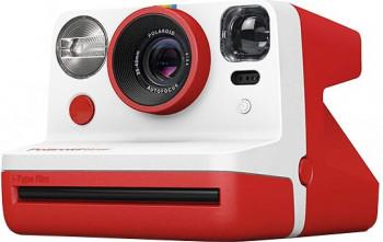 Aparat foto instant Polaroid Now i-Type Polaroid 600 Rosu