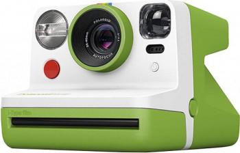 Aparat foto instant Polaroid Now i-Type Polaroid 600 Verde Aparate foto compacte