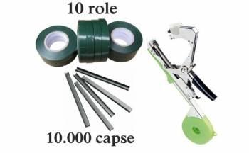 Aparat legat vita de vie 10.000 capse 10 role pentru legat Scule de gradina