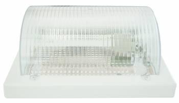 Aplica Mirsa Nemli Kare Patrat Transparent E27 Ip65 Corpuri de iluminat