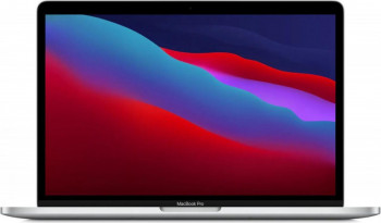 Apple MacBook Pro 13 (2020) Apple M1 256GB 8GB Apple M1 8-core GPU Retina macOS Touch Bar Touch ID ROM Silver Laptop laptopuri