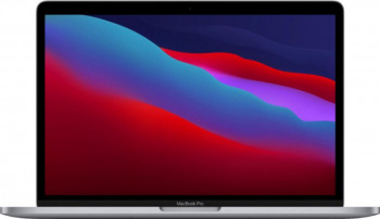 Apple MacBook Pro 13 (2020) Apple M1 256GB 8GB Apple M1 8-core GPU Retina macOS Touch Bar Touch ID INT Space Grey
