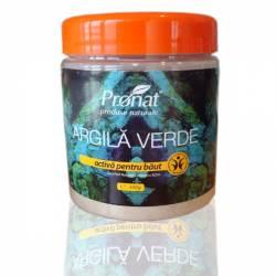 Argila Verde Activa Ventilata pentru Baut Argital Pronat 300gr