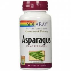 Asparagus Sparanghel Solaray Secom 60cps