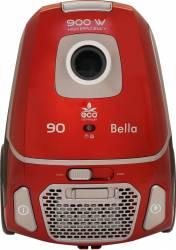 Aspirator cu sac Albatros Bella 90 ECO 200W Eco-Type Rosu Aspiratoare