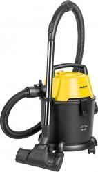 Aspirator industrial Rebel Tools Wet&Dry RB-1065 15 L 1400 W HEPA Negru Galben Aspiratoare