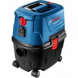 Aspirator universal Bosch GAS 15 PS 1100 W 10L Negru-Albastru Resigilat Aspiratoare, Suflante si Tocatoare