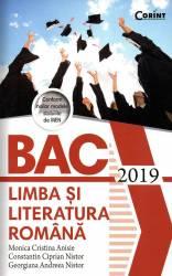 Bacalaureat 2019 - Limba si literatura romana