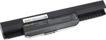 Baterie extinsa compatibila Greencell pentru laptop Asus A41-K53 cu 9 celule 6600mAh