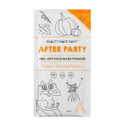 Beauty Made Easy After Party Masca peel off pt stralucire cu dovleac 10 g