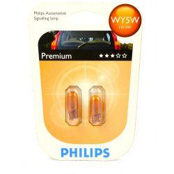 Bec auto auxiliar Philips WY5W Vision 12V 5W