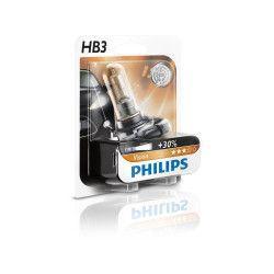 Bec auto cu halogen pentru far Philips Vision +30 lumina HB3 12V 60W P20d 1 buc.
