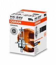 Bec auto halogen pentru far Osram H4 24V 7570W 1 Buc Lanturi auto