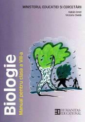 Biologie. Manual pentru clasa a VIII-a Carti