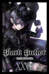 Black Butler Vol. 27 Carti