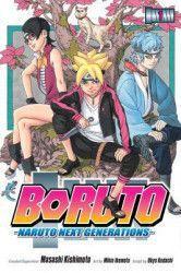 Boruto Vol. 1 Naruto Next Generations Carti