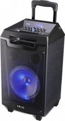 Boxa portabila Akai ABTS-DK15 50 W Bluetooth FM Radio USB Boxe Portabile