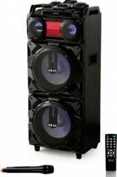 Boxa Portabila Bluetooth Akai ABTS-T1203 90W Karaoke USB Card SD FM Radio