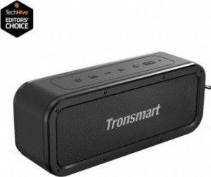 Boxa Portabila Bluetooth Tronsmart Element Force+ Neagra
