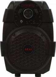 Boxa portabila Bluetooth AKAI ABTS-806 USB FM radio 10W