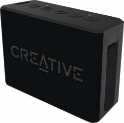 Boxa Portabila Creative MUVO 1C Bluetooth AUX IP66 Negru Boxe Portabile