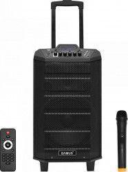 Boxa portabila Samus SoundTech 10 80W LED Black