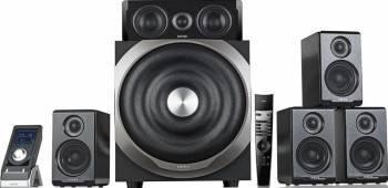 Sistem Audio Edifier S760D 5.1 Telecomanda 60W x 5 + 240W Black