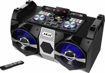 Sistem Audio Akai DJ-530 Bluetooth 120W