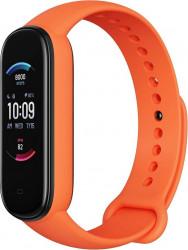 Bratara Fitness Amazfit Band 5 Bluetooth Waterproof Orange Bratari Fitness