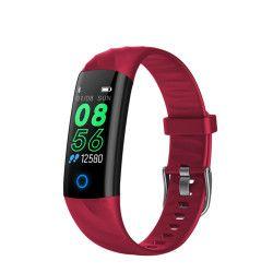 Bratara fitness inteligenta TKY-S5 cu functie de monitorizare ritm cardiac Tensiune arteriala Monitorizare somn Pedometru Bratari Fitness