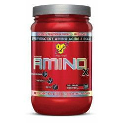 Bsn amino x 30 SERVINGS fruit punch Vitamine si Suplimente nutritive