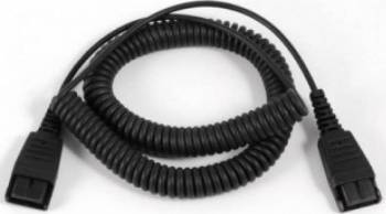 Cablu Beltronics spiralat tip mufa telefon Alarme auto si Senzori de parcare