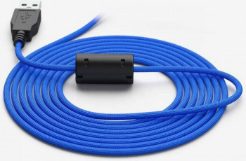 Cablu USB pentru mouse Glorious PC Gaming Race Ascended Cable V2 2m Cobalt Blue Accesorii
