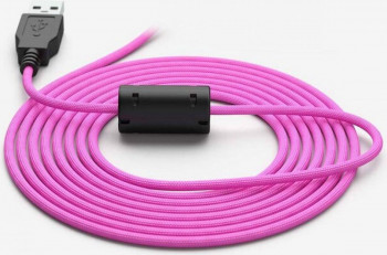 Cablu USB pentru mouse Glorious PC Gaming Race Ascended Cable V2 2m Majin Pink Accesorii
