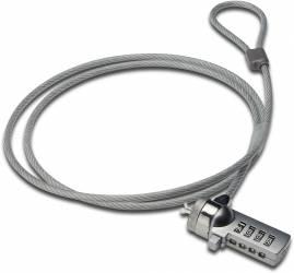 Cablu antifurt laptop cu cifru tip Kensington Cabluri laptop
