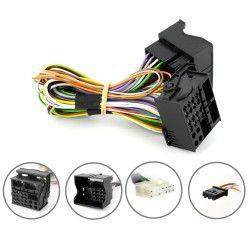 Cablu CAN-700 DEDICAT BMW-Mercedes Alarme auto si Senzori de parcare