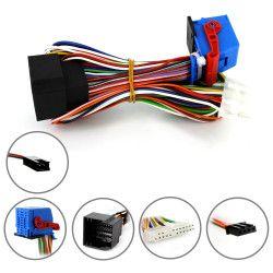 Cablu CAN-770/777 DEDICAT Citroen Fiat Iveco Lancia Peugeot Alarme auto si Senzori de parcare